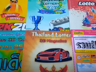 Thai Lottery 3up Tips
